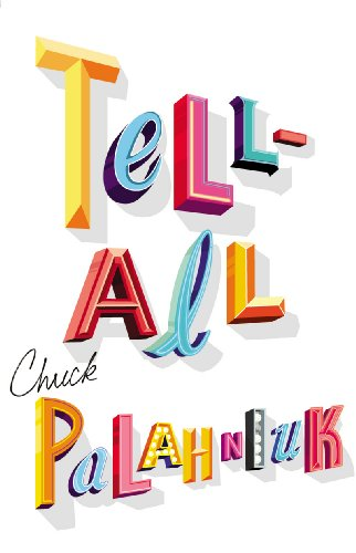 Tell-all: Chuck Palahniuk