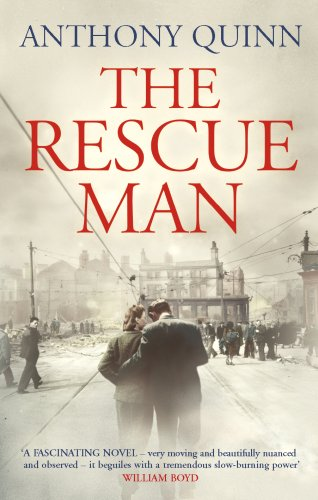 The Rescue Man: Quinn, Anthony
