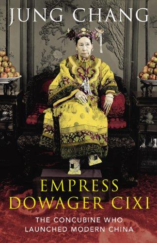 9780224087445: Empress Dowager Cixi