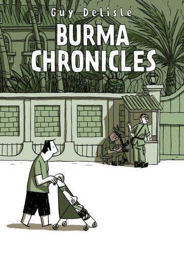 9780224087711: Burma Chronicles