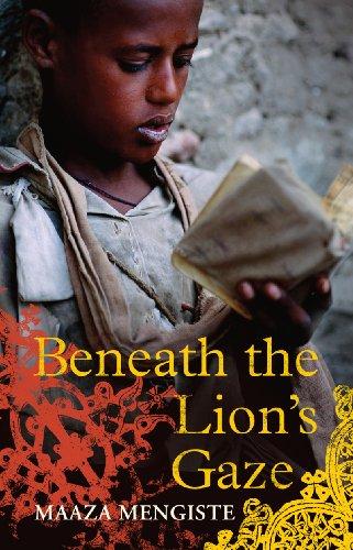 9780224089166: Beneath the Lion's Gaze
