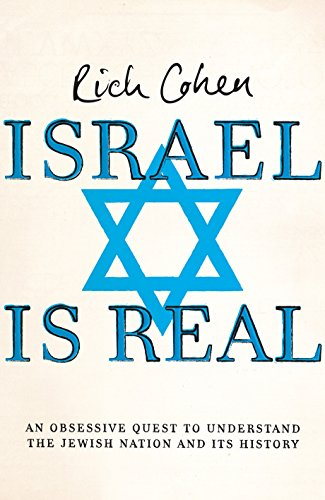 9780224089265: Israel Is Real