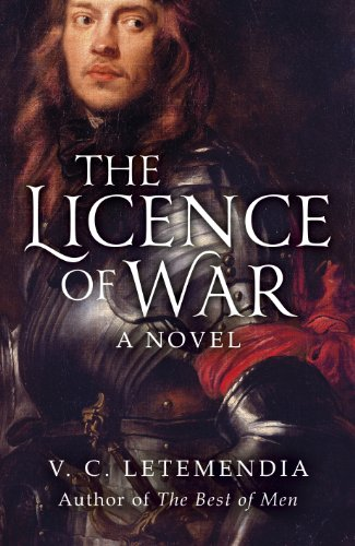 9780224089395: The Licence of War (Laurence Beaumont 2)