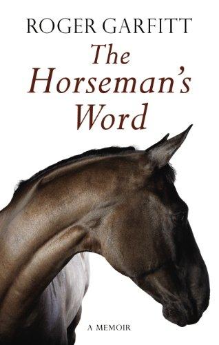 9780224089869: The Horseman's Word