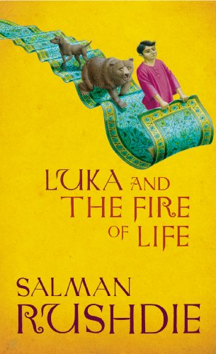 9780224090216: Luka and the Fire of Life-Jonathan Cape Ltd
