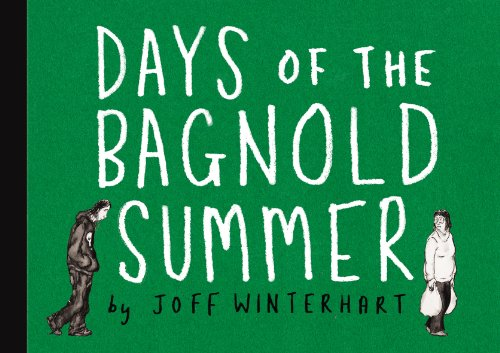 9780224090841: Days of the Bagnold Summer