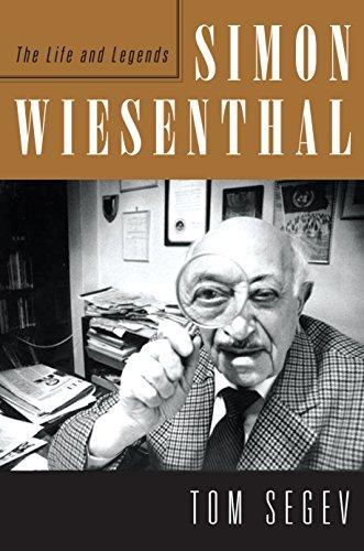 9780224091046: Simon Wiesenthal