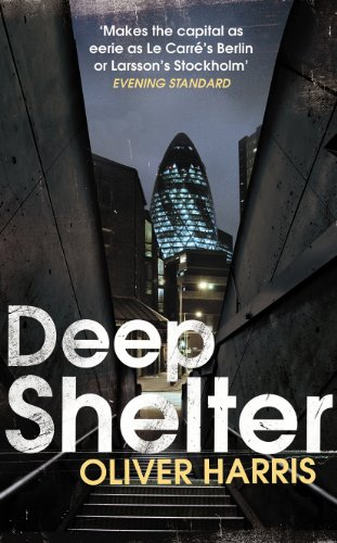 9780224091237: Deep Shelter (Nick Belsey)
