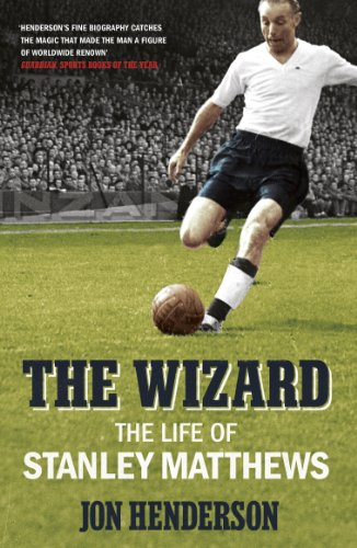 9780224091855: The Wizard: The Life of Stanley Matthews