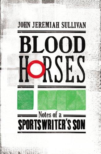 9780224091862: Blood Horses