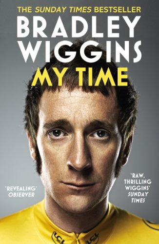 9780224092142: Bradley Wiggins: My Time: An Autobiography