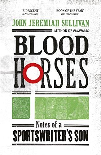 9780224092296: Blood Horses