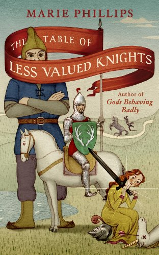 9780224093422: The Table of Less-valued Knights