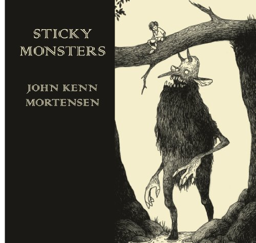 9780224095761: Sticky Monsters