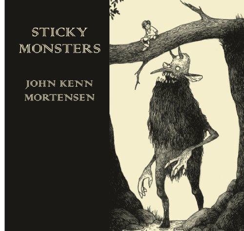 9780224095761: Sticky Monsters
