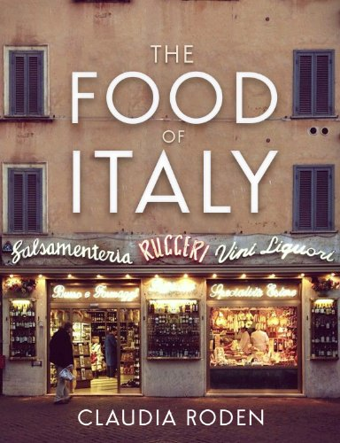 9780224096010: The Food of Italy