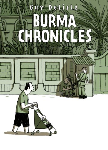 9780224096188: Burma Chronicles