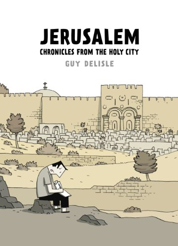 9780224096690: Jerusalem: Chronicles from the Holy City