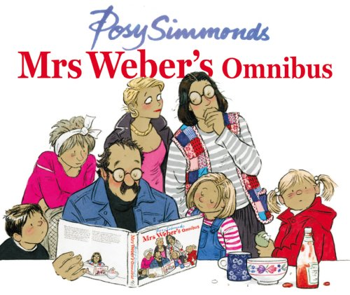 9780224096836: Mrs Weber's Omnibus