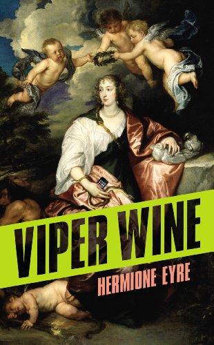 9780224097598: Viper Wine
