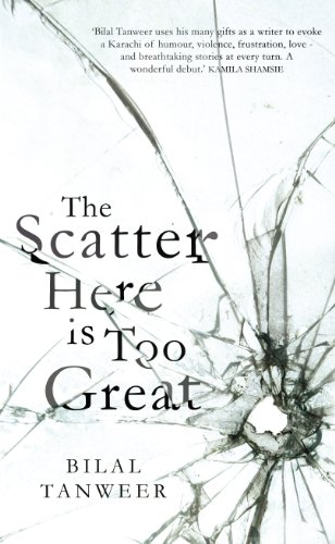 9780224099110: The Scatter Here is Too Great