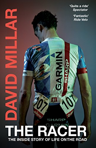 9780224100083: The Racer: Life on the Road as a Pro Cyclist