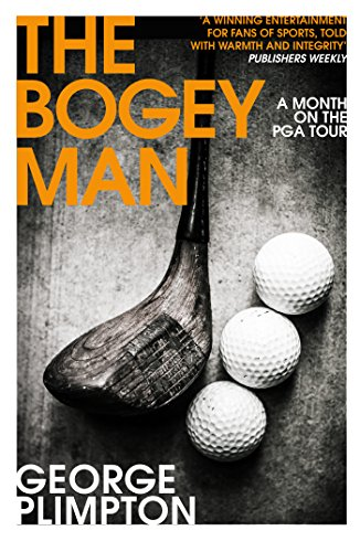 9780224100267: The Bogey Man: A Month on the PGA Tour