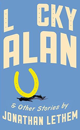 9780224101479: Lucky Alan