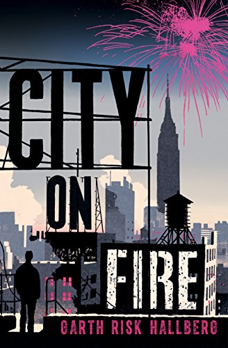 9780224101714: City on Fire