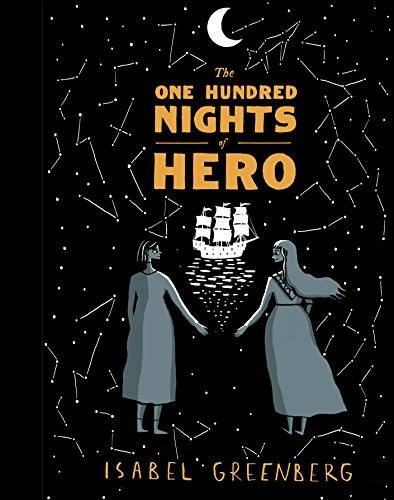 9780224101950: The One Hundred Nights of Hero