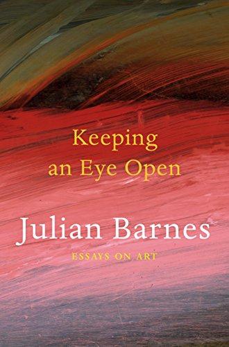 9780224102018: Keeping An Eye Open