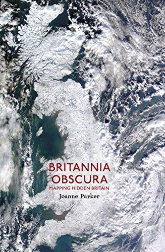 9780224102025: Britannia Obscura: Mapping Hidden Britain