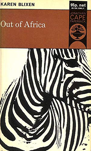 9780224601177: Out of Africa