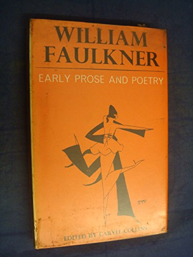 9780224601900: Early Prose and Poetry