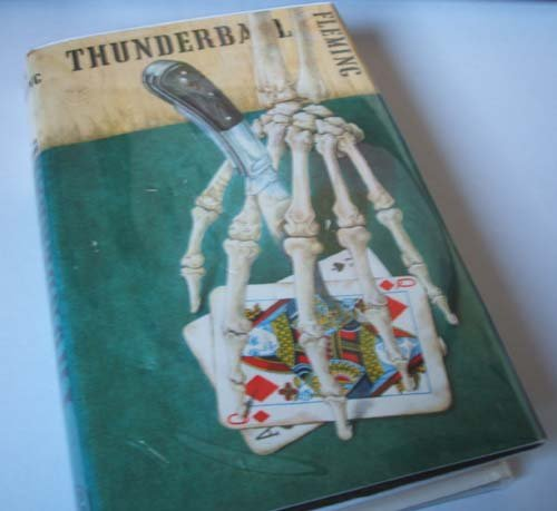 9780224602068: Thunderball.