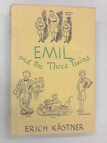 9780224603652: Emil and the Three Twins