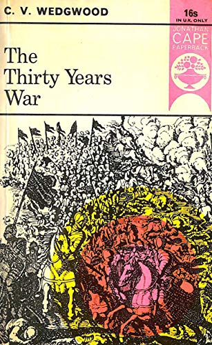 9780224604635: The Thirty Years War (Bedford History)