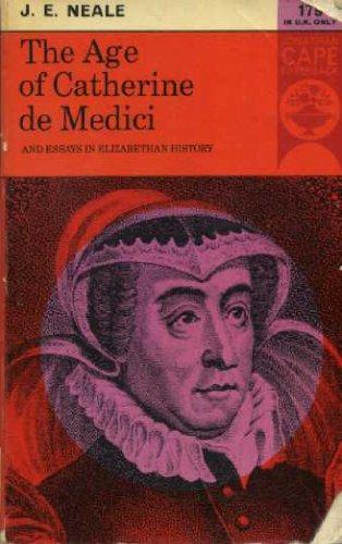 9780224605663: Age of Catherine De Medici