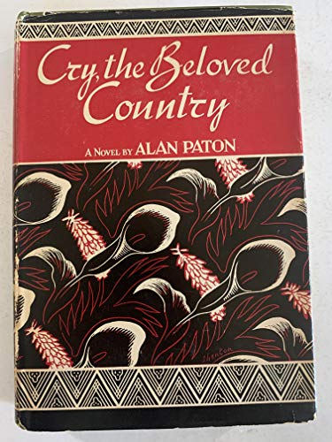 essays about cry the beloved country Cry the beloved country is a stupendous book which has an abundance of symbolism alan paton, the writer of this book uses an abundance of symbolic images for his characters one of these characters that alan paton symbolizes is stephen kumalo.
