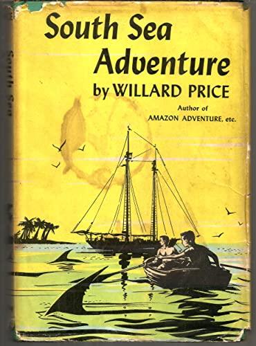 9780224606226: south sea adventure