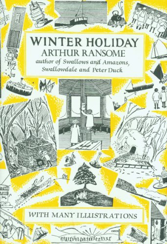 9780224606349: Winter holiday
