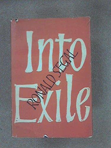 9780224606738: Into exile