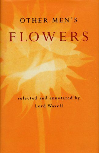 9780224607506: Other men's flowers: an anthology of poetry