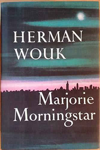 9780224608084: Marjorie Morningstar