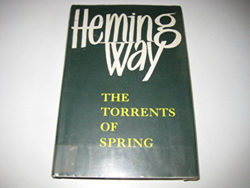 9780224608572: The Torrents of Spring