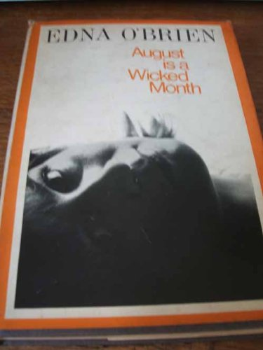 9780224609920: August is a Wicked Month