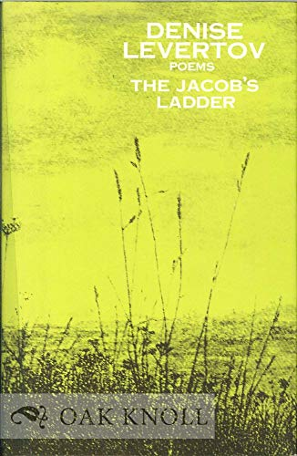 9780224610131: The Jacob's Ladder