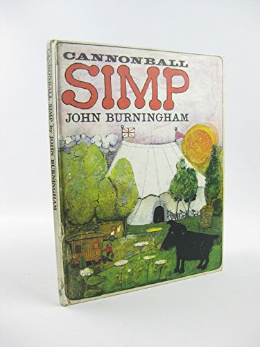 Cannonball Simp (0224611232) by John Burningham