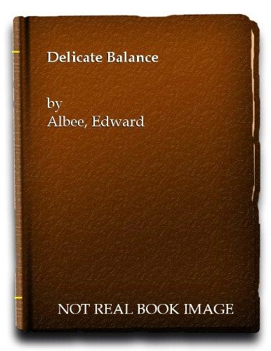 9780224612364: Delicate Balance
