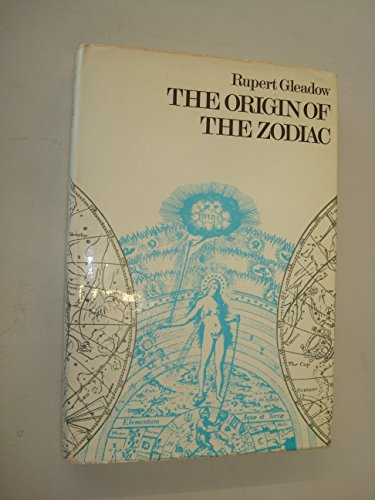 9780224613996: Origin of the Zodiac
